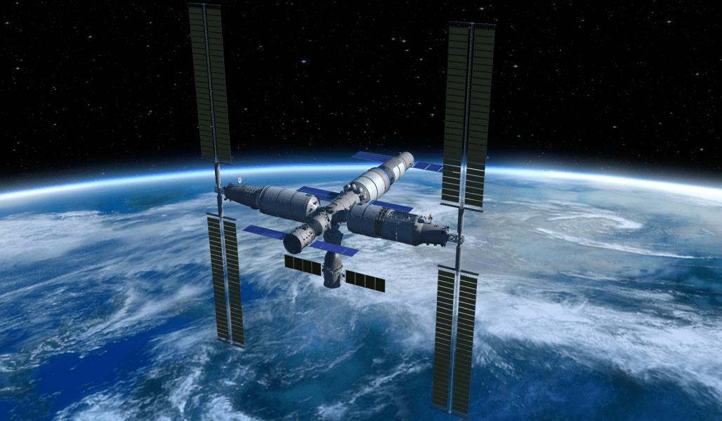 çin-uzay-istasyonu
